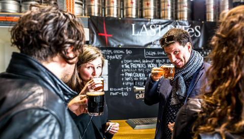 Drink Tasmania Signature Full Day Tour (wine, cider, beer & whisky) Tasmania Australia