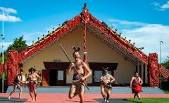 Ngā Hau e Whā Marae Experience