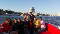 Historical Lisbon water tour
