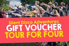 Silent Adventures Gift Card for 4