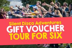 Silent Adventures Gift Card for 6