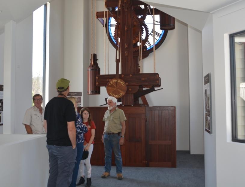 Meet the Clockmaker - Group Tour