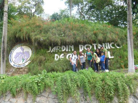 Tour to the Botanical Garden of Guayaquil