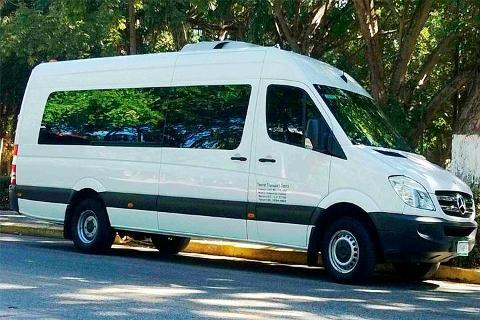 Private Shuttle Service from Guayaquil to Montañita