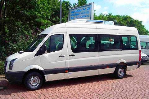 Shuttle Service from Guayaquil to Baños