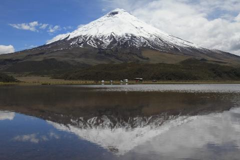Shared Tour: Cotopaxi National Park Tour from Quito