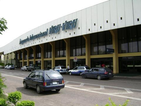 Transfer IN from to the International Airport Viru Viru to Santa Cruz - Bolivia