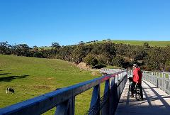 Four Gippsland Rail Trails 7D 6N