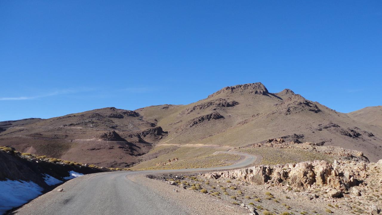 Morocco Atlas Mountains Cycle Tour 2021