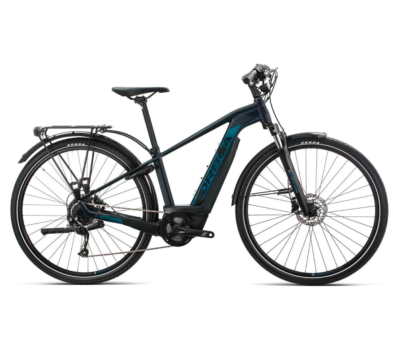 Orbea Keram Comfort Hybrid Electric Bike 49-52