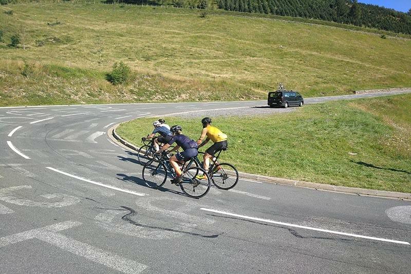 Tour de France Pyrenees