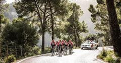 Vuelta España - Pamplona & The Tourmalet