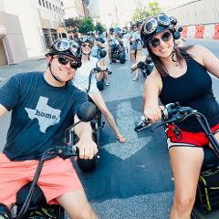 Biker Gang Ride - San Antonio