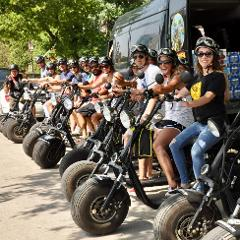 Biker Gang Ride - San Antonio