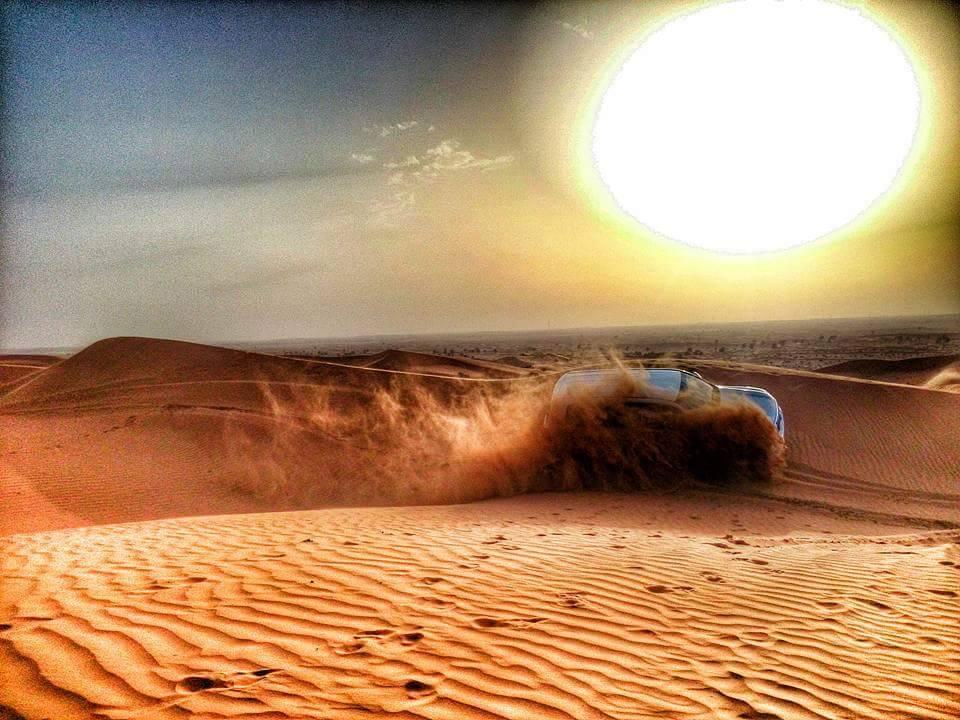 Gulf Tours - Desert Safari with BBQ Dinner in RAK