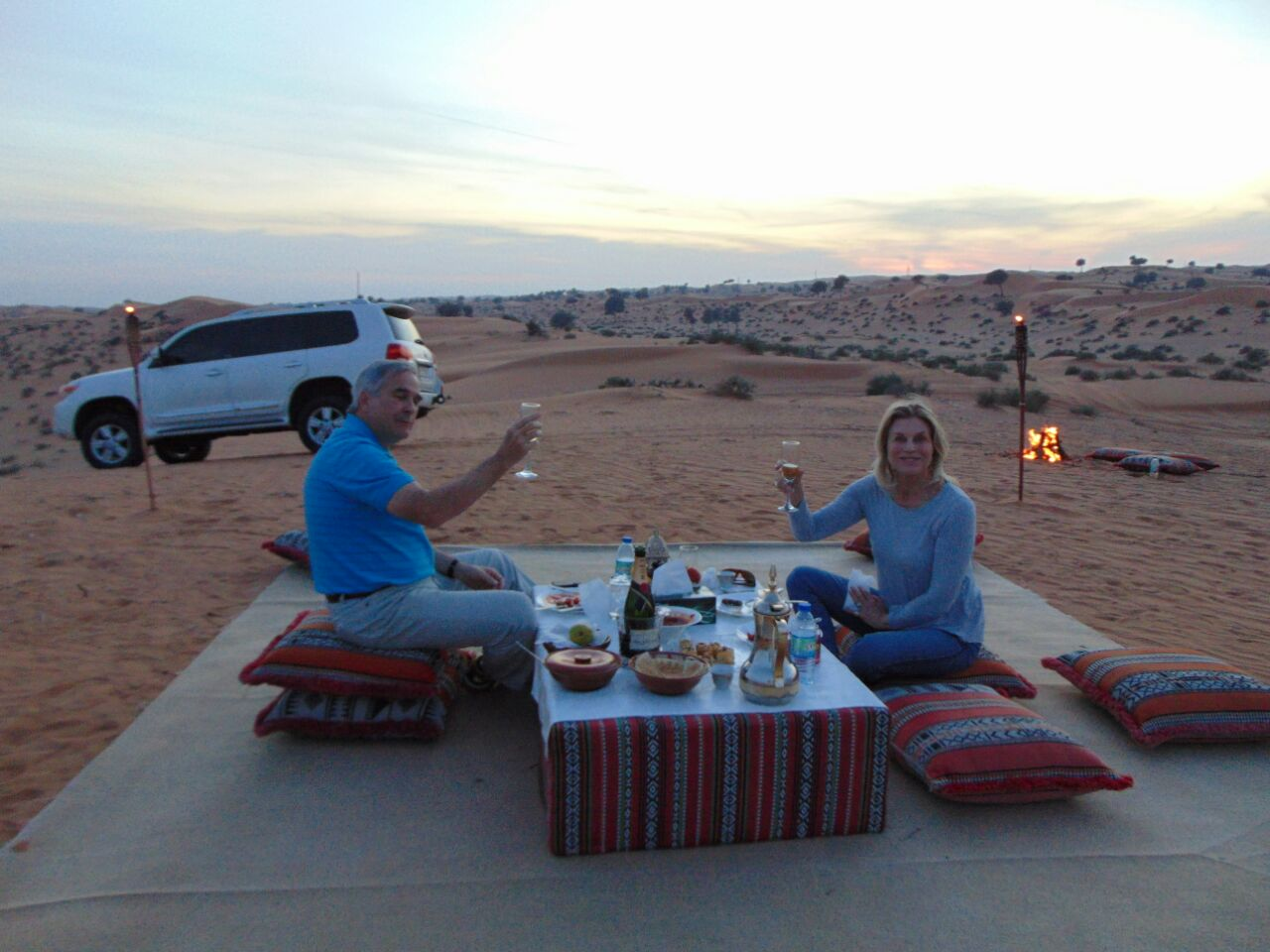 Gulf Tours - Romantic Private Safari