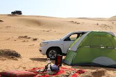 From Muscat: 1 Night in the Arabian Desert