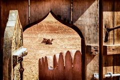 Wüsten Safari Oman mit Übernachtung in einem Safari Desert Camp - STARGAZING