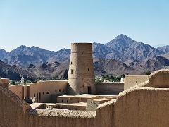 Bahla Fort – Die Historische Geschichte Omans