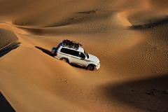 Rub al-Khali and the Lost Bedouin Town of Ubar