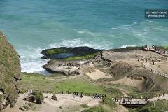 Strand Al Mughsail und West-Salalah