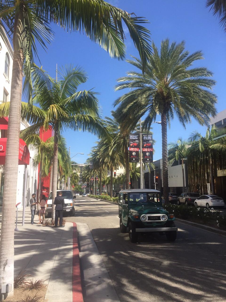 3h A La Decouverte De West Hollywood Et Melrose Avenue
