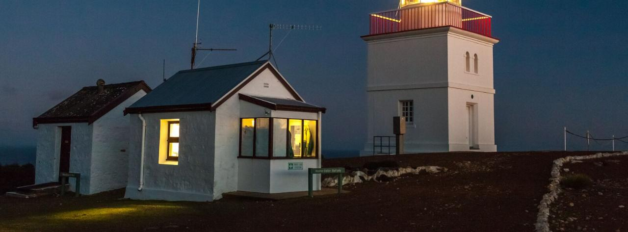 Cape Borda Lightstation Self-Guided Tour