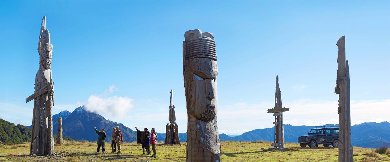 Te Takapau-a-Māui (Hikers Group Option)