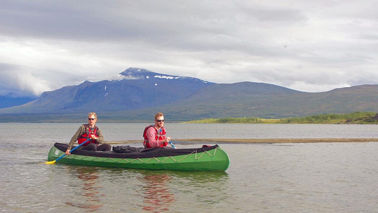 Ally Canoe