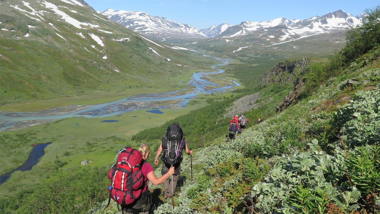 Sarek Adventure trek