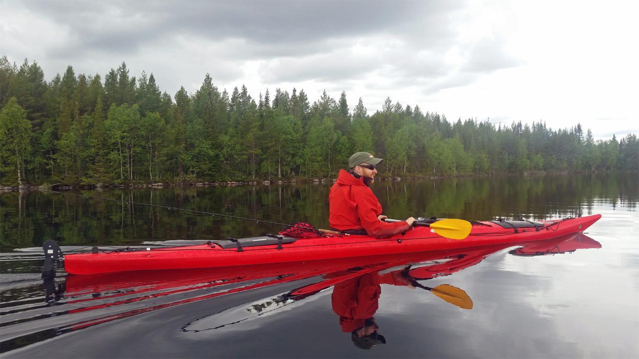 Kayak single