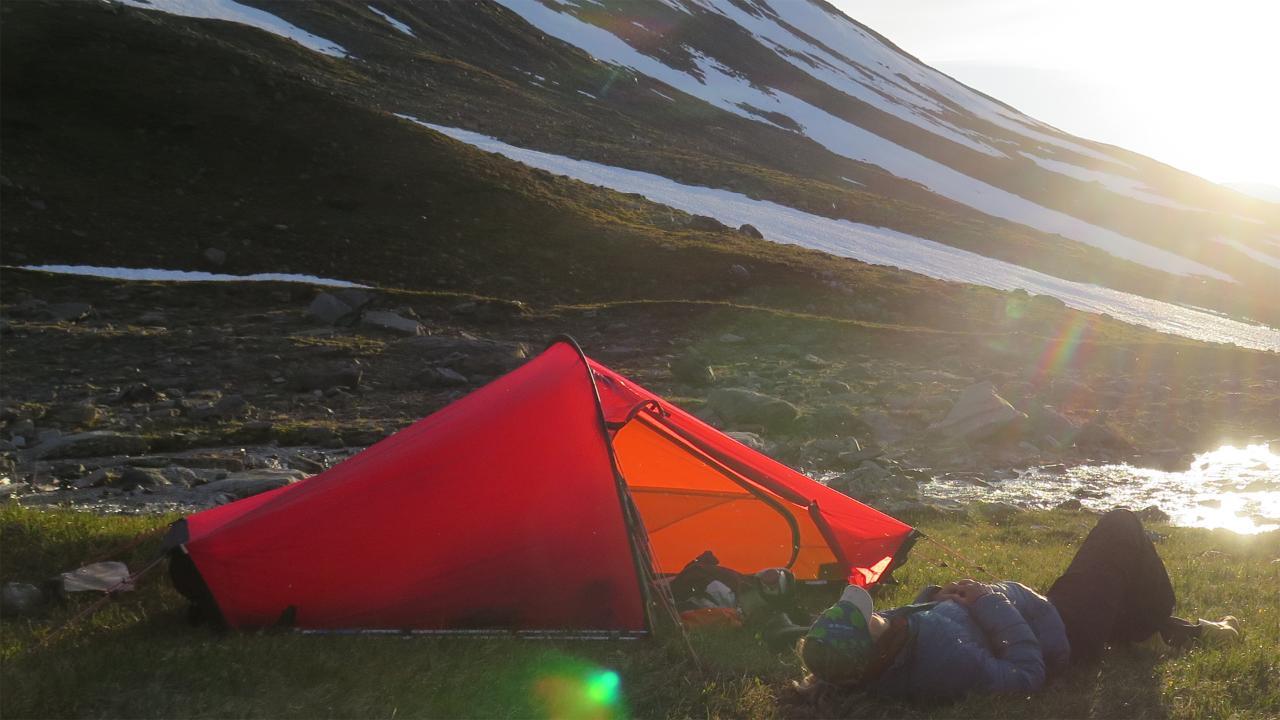 Tent 1 person