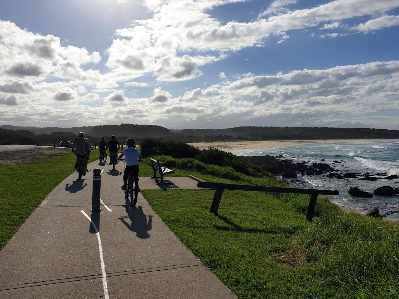 SOUTHBOUND ESCAPES - Narooma Mountain Bike Hire (Adult) per hour