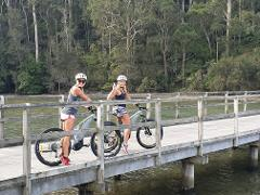 SOUTHBOUND ESCAPES - Narooma E-Bike Hire - Hourly  (Over 12 years only)