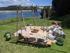POP UP OUTDOOR PICNIC EXPERIENCE - Perfect for special occasions.