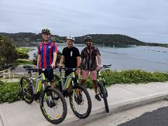 Narooma - E-Bike Hire Multi-Day Rental - (Over 12 years only)