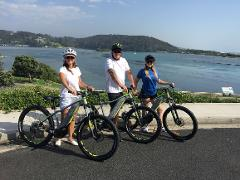 Narooma - E-Bike Private Tour  Half Day