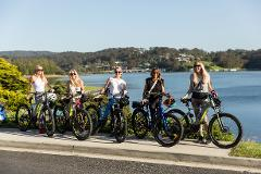 SELF GUIDED E-BIKE TOUR - PEDAL TO PRODUCE SERIES -  WILDLIFE AND COASTAL TRAIL WITH LOCAL PRODUCE PICNIC - 3 Hours