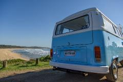 Narooma - Private Day Tour -  Aboriginal Cultural Walk at Bingi Dreaming Track,Moruya and Bodalla - VW Kombi