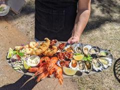 LOCAL PRODUCE TRAIL - Oysters, Tilba Wine and Cheese! - Half Day