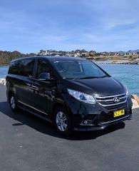TRANSFERS   Luxury 7 Seater Vehicle   Pickup: Narooma - Drop Off: Narooma