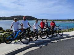 SOUTHBOUND ESCAPES - Small Group E-BikeTour - Teen Tour Coastal Track and Local Aboriginal Culture
