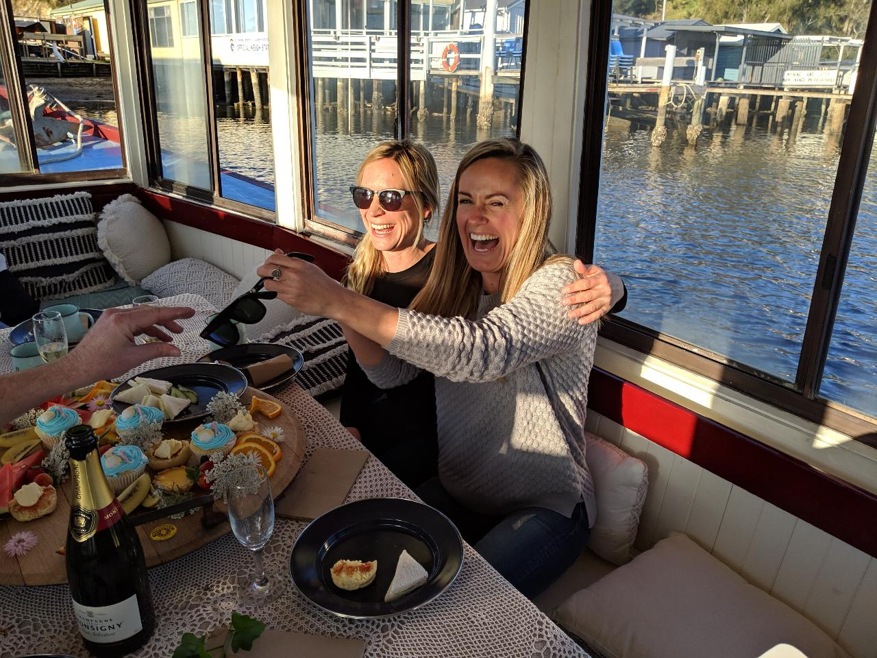GIRLS DAY OUT - E-Bike & Yoga Session, Wagonga Inlet private Oyster Cruise & Dinner at The Dromedary Hotel in Tilba for 6 people - Save $$$