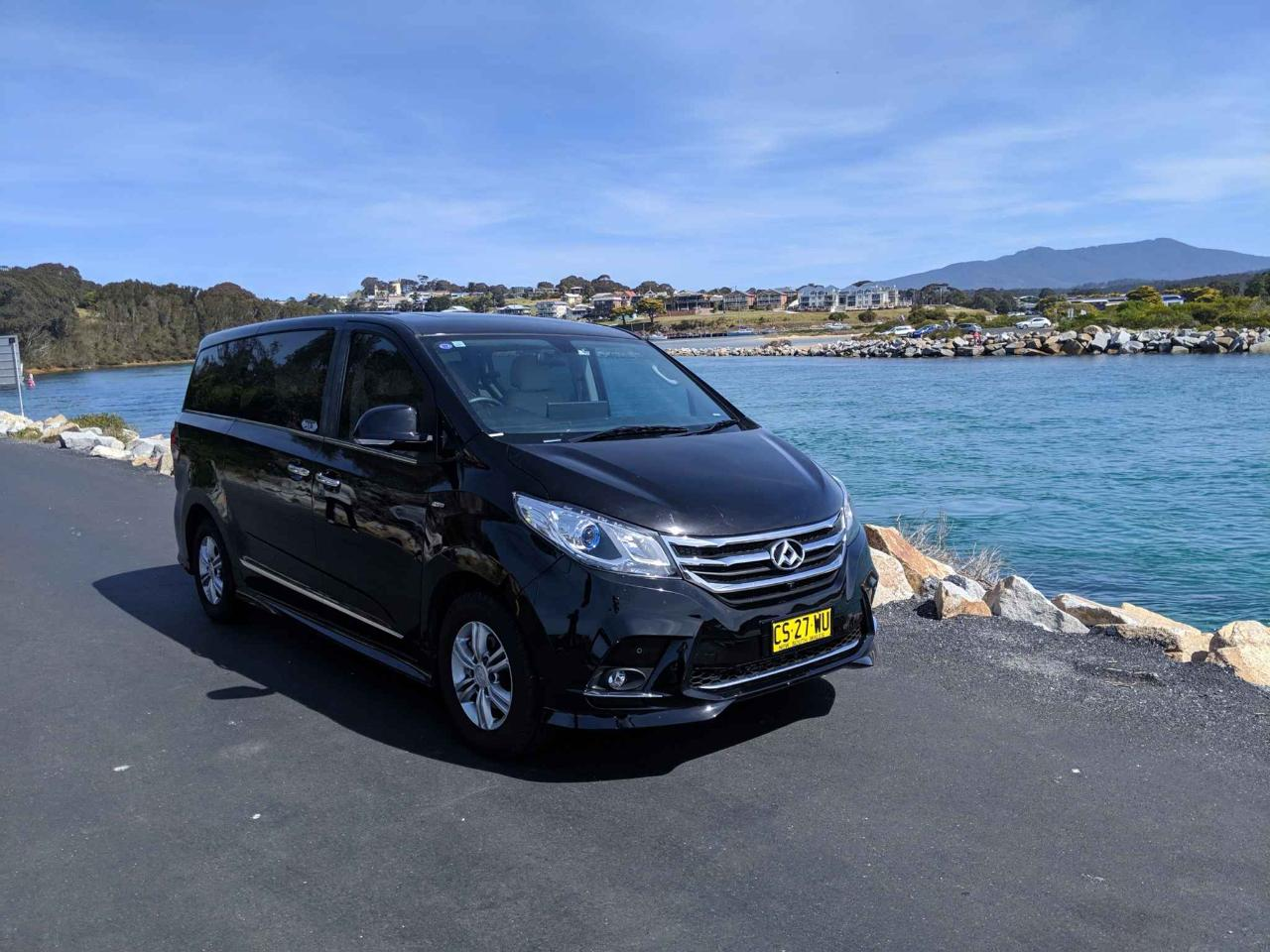 PRIVATE CHARTER | 7 Seater Luxury Vehicle with Driver/Guide - 8 Hours
