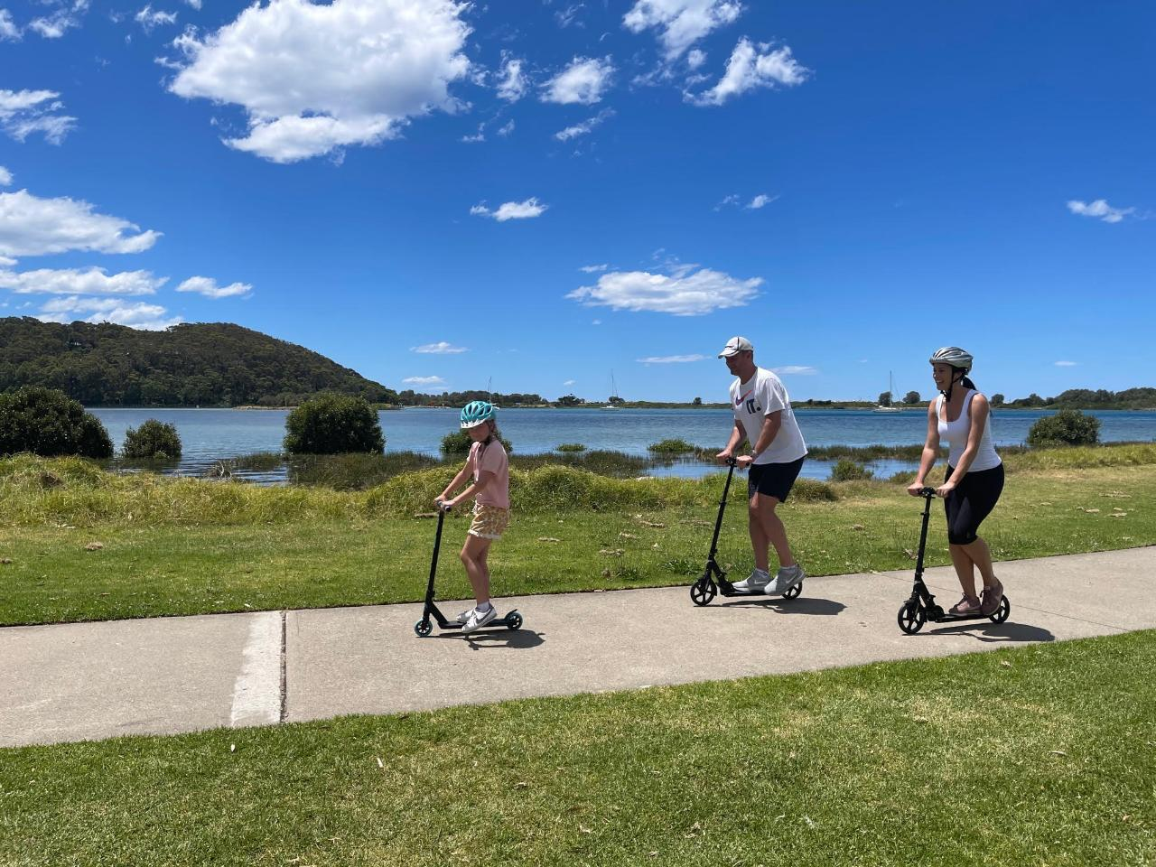 SCOOTER HIRE (Adult)