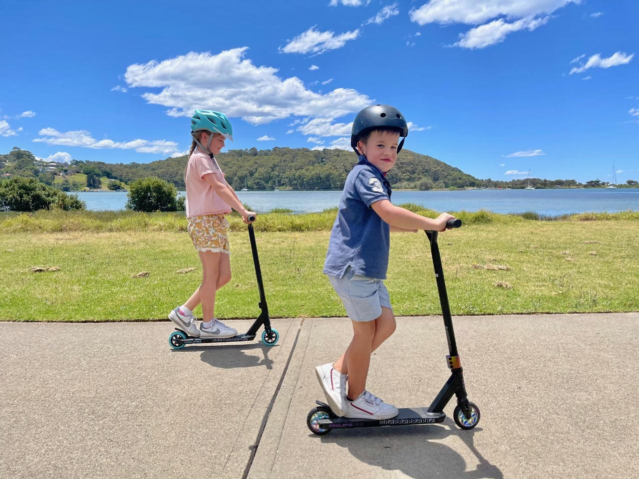 SCOOTER HIRE - CHILD