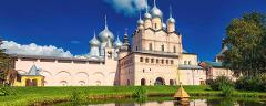 Moscow Golden Ring Novgorod St Petersburg 14 days