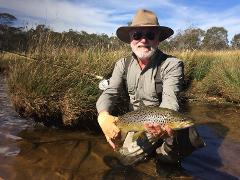 Fly Fishing Tour - Single Day / Local Waters