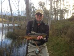 Fly Fishing Tour - Single Day / Private Waters