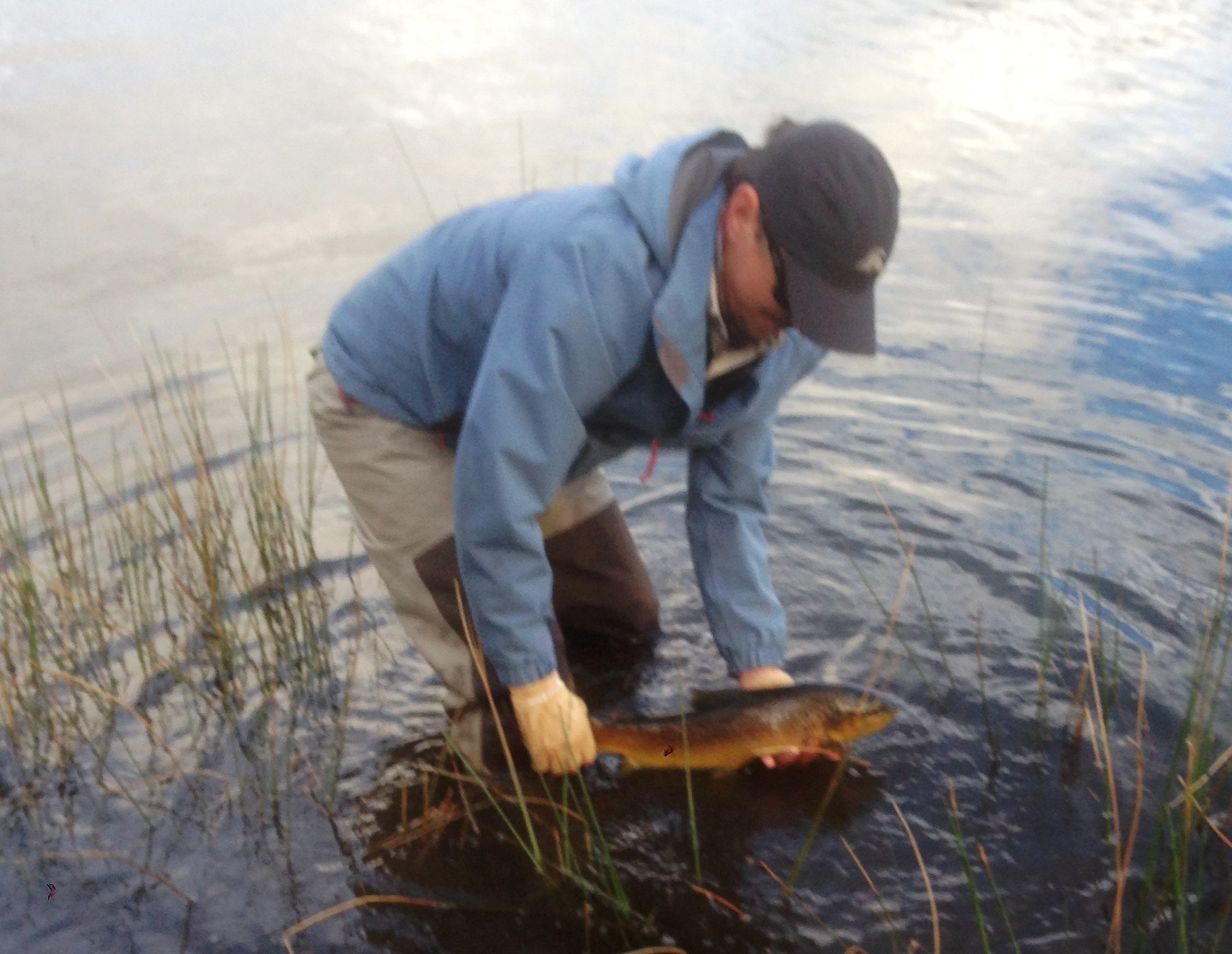 5 Day Fly Fishing Tour - Private Waters